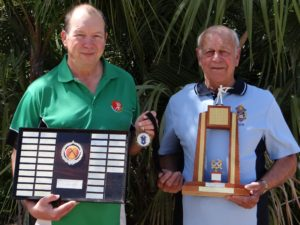 Paul Bartel (Club Champion), Don Cook (Club Handicap Champion)